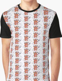 Sky Hamster  Graphic T-Shirt