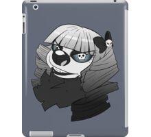 Goth Sloth iPad Case/Skin