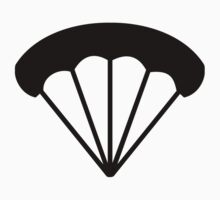 Parachute skydiving by Designzz