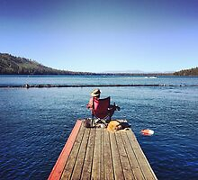 Serene Moments in Tahoe by omhafez