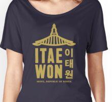 Itaewon Women's Relaxed Fit T-Shirt