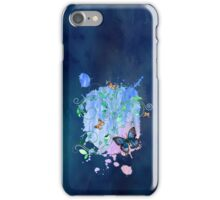 Watercolour Butterfly 04 iPhone Case/Skin