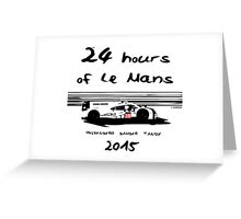 919 Victory Greeting Card