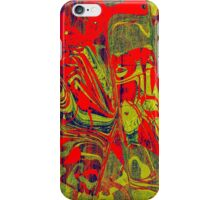 0477 Abstract Thought iPhone Case/Skin