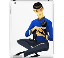 star trek iPad Case/Skin