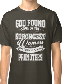 JOB - The Strongest women - Promoters T - shirt - Special design and beautiful Classic T-Shirt