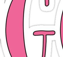 YGG Sticker