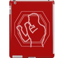 The Octogon Fighter Shirt iPad Case/Skin