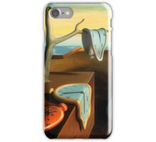 Persistence of Memory iPhone Case/Skin