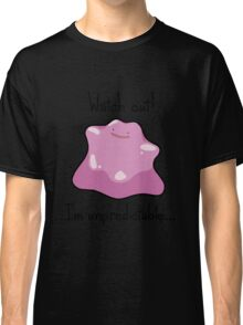 Ditto Girl Classic T-Shirt