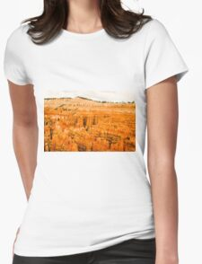 Bryce Canyon Womens Fitted T-Shirt