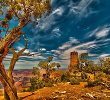Grand Canyon National Park, Arizona by LudaNayvelt