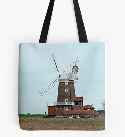 Cley Windmill Tote Bag