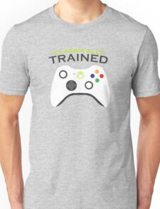 Classically Trained Xbox Unisex T-Shirt