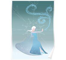 Elsa's Strength Poster