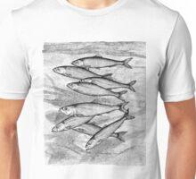White Fish Black Fish  Unisex T-Shirt