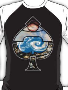 Elemental Ace of Spades T-Shirt