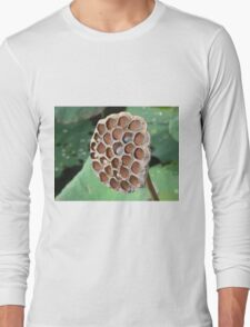 Lotus Seeds - 21 Gone, 8 to Go Long Sleeve T-Shirt