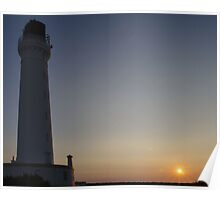 St Geradines Sunset Poster