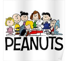 The Complete Peanuts Poster