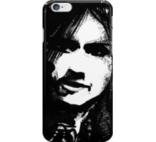 Dark girl iPhone Case/Skin