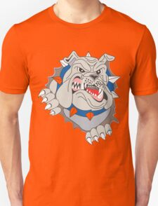 Dog Buldog Unisex T-Shirt