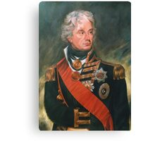 Lord Nelson Canvas Print