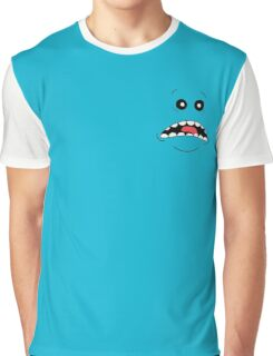 mr meeseeks - meme Graphic T-Shirt