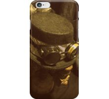 Steampunk Ladies Hat 1.0 iPhone Case/Skin