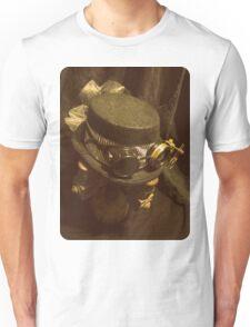 Steampunk Ladies Hat 1.0 Unisex T-Shirt