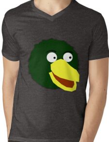 Don't Hug Me I'm Scared Duck  Mens V-Neck T-Shirt