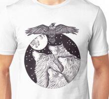 Catch The Moon Unisex T-Shirt