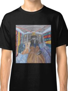 The Only Way to Travel Classic T-Shirt