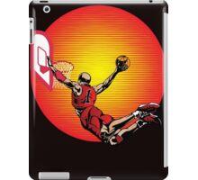 BASKETBALL, FEARLESS DUNK iPad Case/Skin
