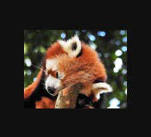 Sleeping red panda Unisex T-Shirt