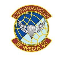38th Rescue Squadron by VeteranGraphics
