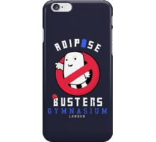Adipose Busters Gymnasium iPhone Case/Skin