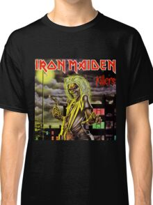 IRON MAIDEN - KILLERS Classic T-Shirt
