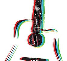 Guitar by Winterrr