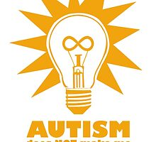 Autism:  Celebrate Neurodiversity by art-pix