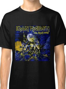 IRON MAIDEN - LIVE AFTER DEATH Classic T-Shirt