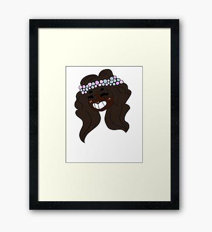 Chibi Jay Framed Print