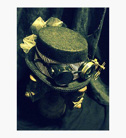 Steampunk Ladies Hat 1.2 Photographic Print