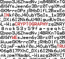 In Cryptography we trust by Khonector