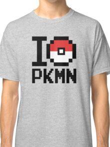 I Love PKMN Classic T-Shirt
