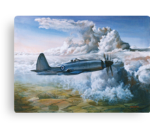 Westland Wyvern Canvas Print