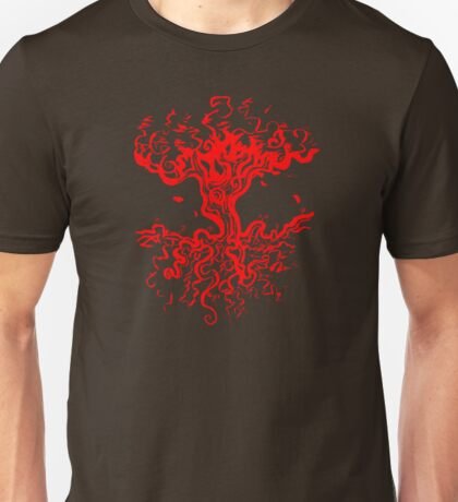 Crimson Oak Unisex T-Shirt