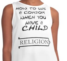 Religion education Contrast Tank