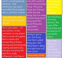 Eleventh Doctor Quotes by impossibility