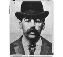 H.H Holmes Americas First Serial Killer iPad Case/Skin